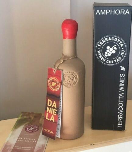 Vino Bobale en botella Terracotta