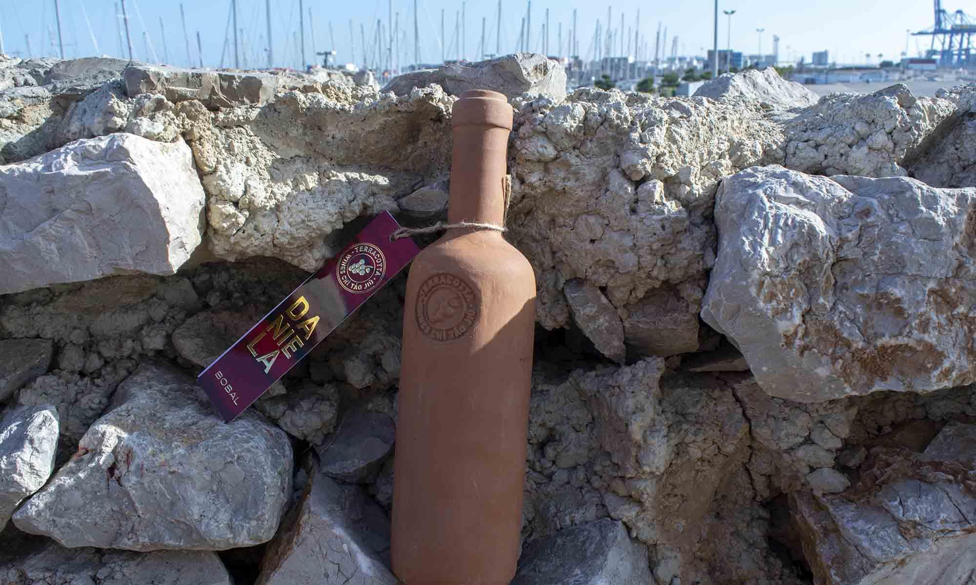 Botella que respira - Mar Valencia