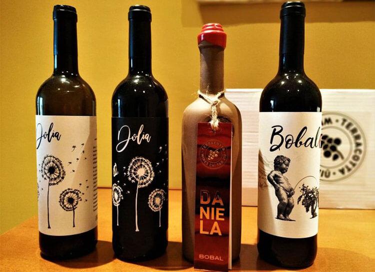 Sobrelias y los vinos Terracotta Wines